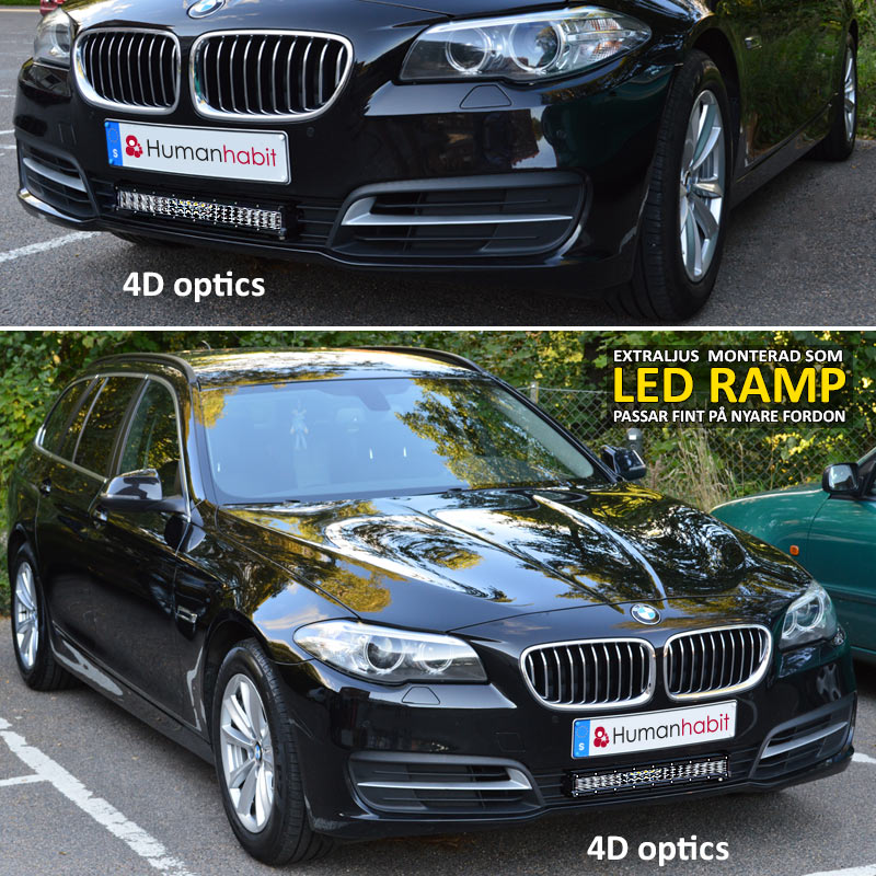 led ramp bmw