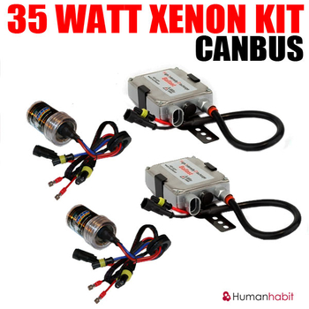 55w Canbus Xenonkit