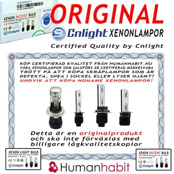 Xenonlampa 2pack 45W CNlight XenShine™