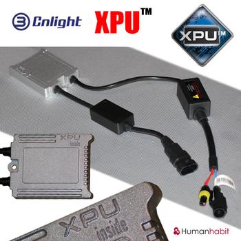 H4 bi-xenonkit XPU™ 12-24V Xenshine™ för 1 lampa