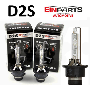D2S 5000K e-märkt original Einparts Automotive®