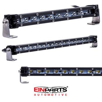 Ultra tunn LED ramp endast 23mm höjd 30 grader spot 9-32V