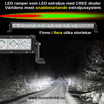 240W LED ramp CREE 17600lm 9-30V 1138mm