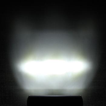 224W 4D triplerow LED extraljusramp combo 305mm Lightway 9-32V