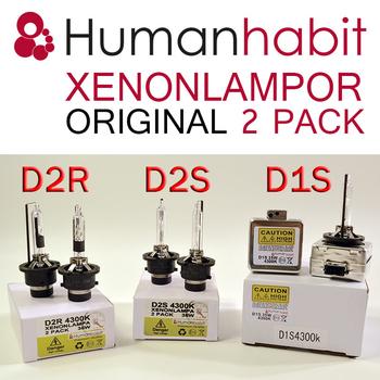 D1S Original Xenonlampa