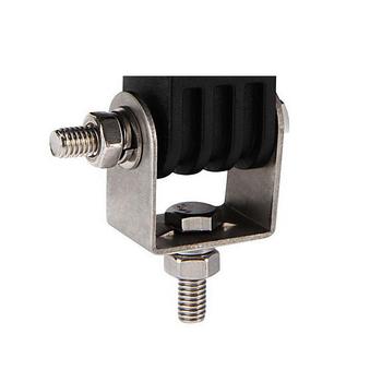 10W CREE miniatyr LED spot 30 grader, ihopkopplingsbar 9-32V