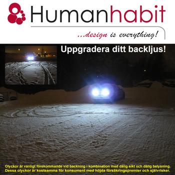 Ba15s 7,5 Watt LED backljus etc