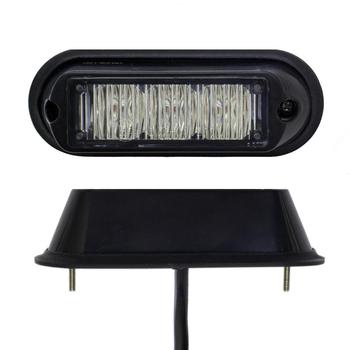 LED blixtljus 106x35mm ECE R10  R65 L2285-ALR