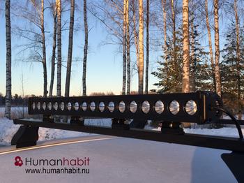 180W LED extraljusramp COMBO 9-32V 16200Lm LB0021