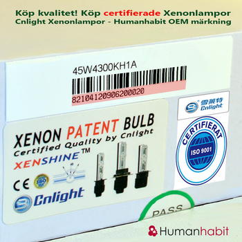 55w Canbus Xenonkit CNlight