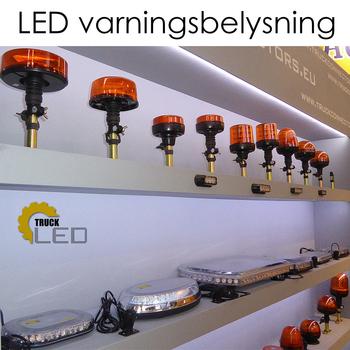 Fäste till roterande varningsljus, typ C