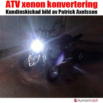 35w 12v Speedstarter Xenonkit