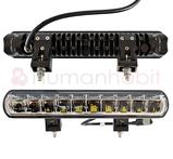 50W mini LED extraljusramp combo med DRL funktion & LED parkeringsljus E-märkt 317mm