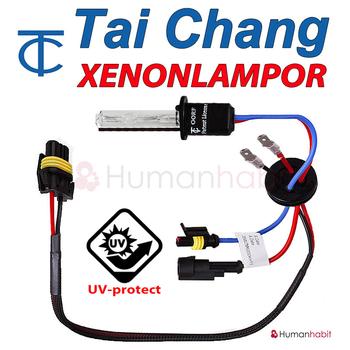 Xenonlampa Tai Chang® 2pack 35w samt 55w