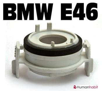 BMW E46 halvljus H7