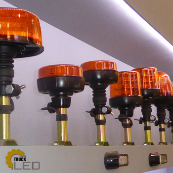 LED blixtljus 106x65mm ECE R10  R65 LW0020-ALR