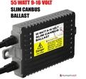 55 Watt 9-16 Volt slim canbus speedstarter ballast