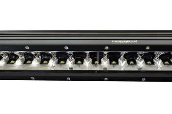 200W LED extraljusramp combo E-märkt 580mm